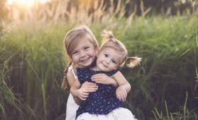 Little Ladies on the Farm